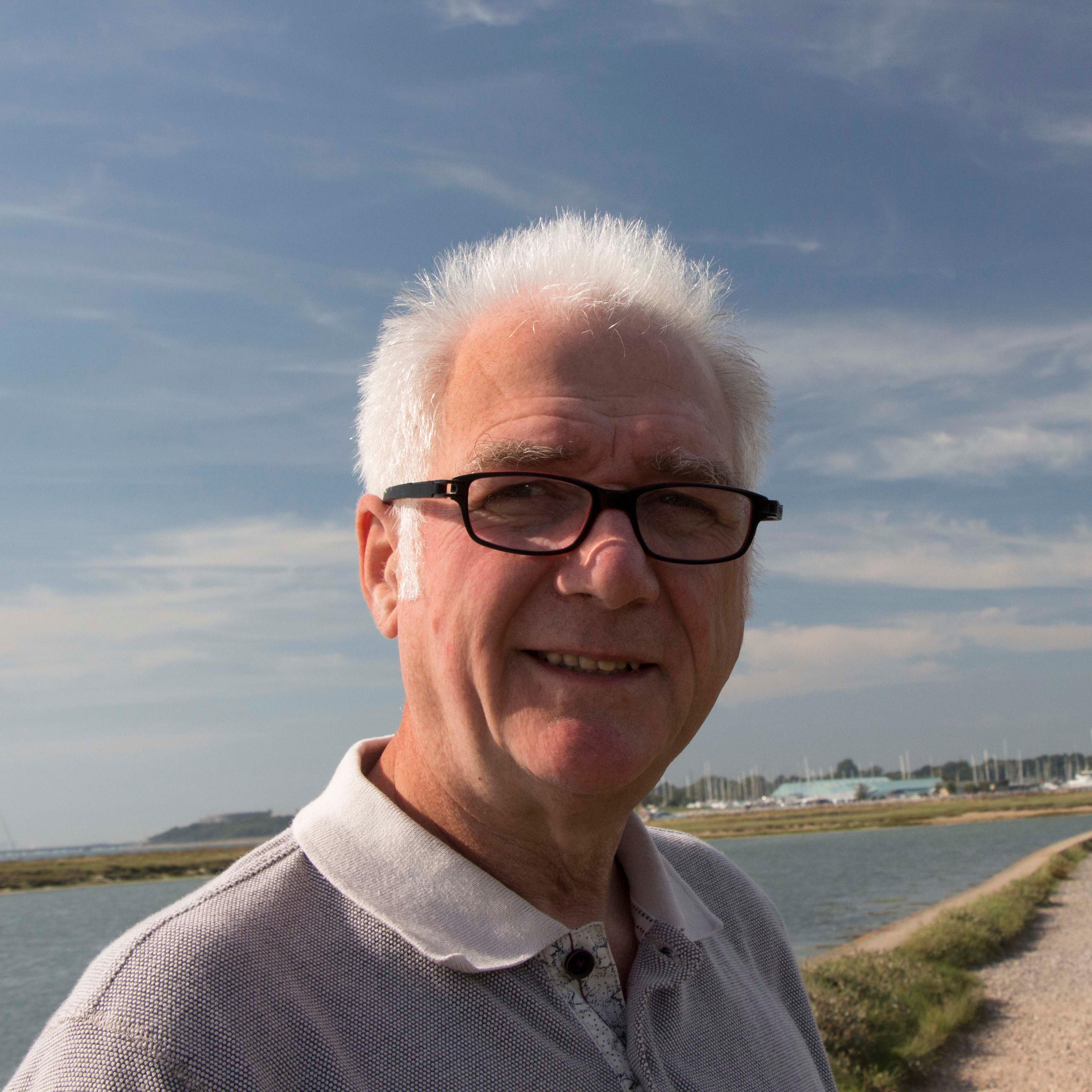 A picture showing Drs René Westbroek